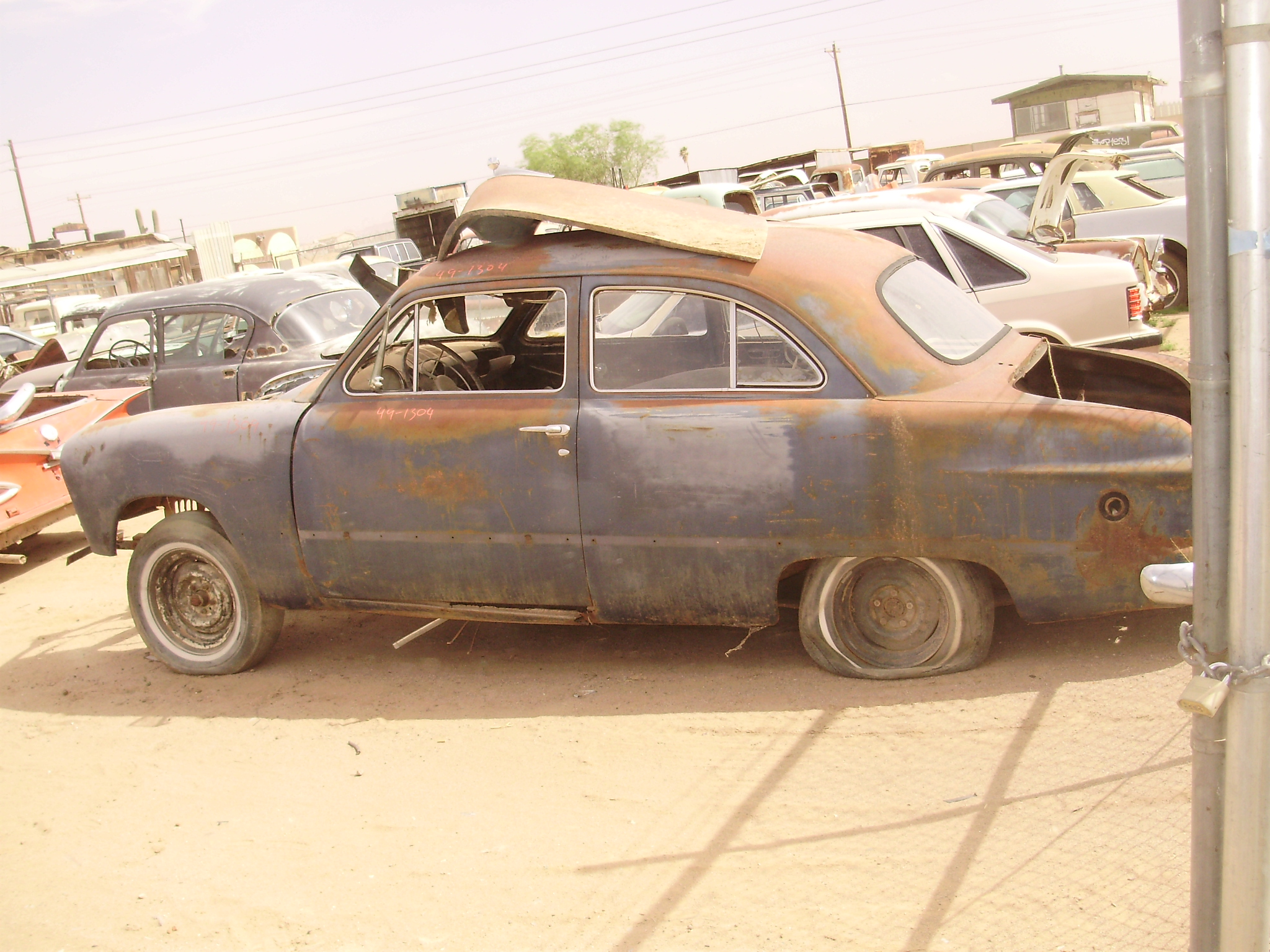 1949 Ford Ford Car (#49FO1309C) | Desert Valley Auto Parts - photo#30