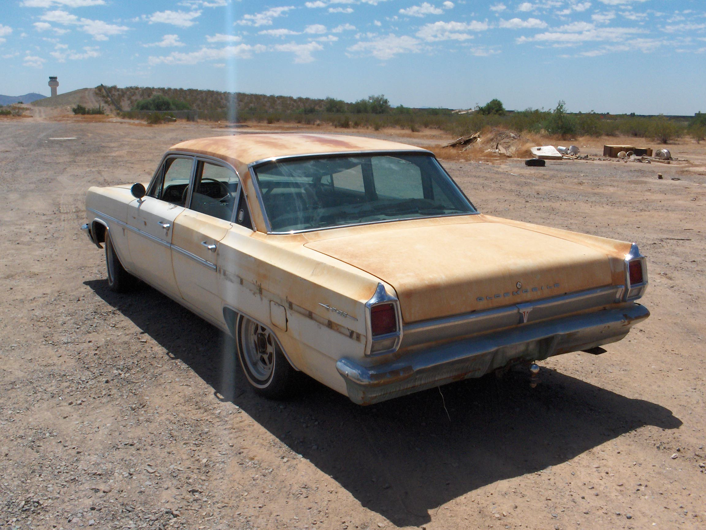 1963 Oldsmobile F85 63ol6842d Desert Valley Auto Parts