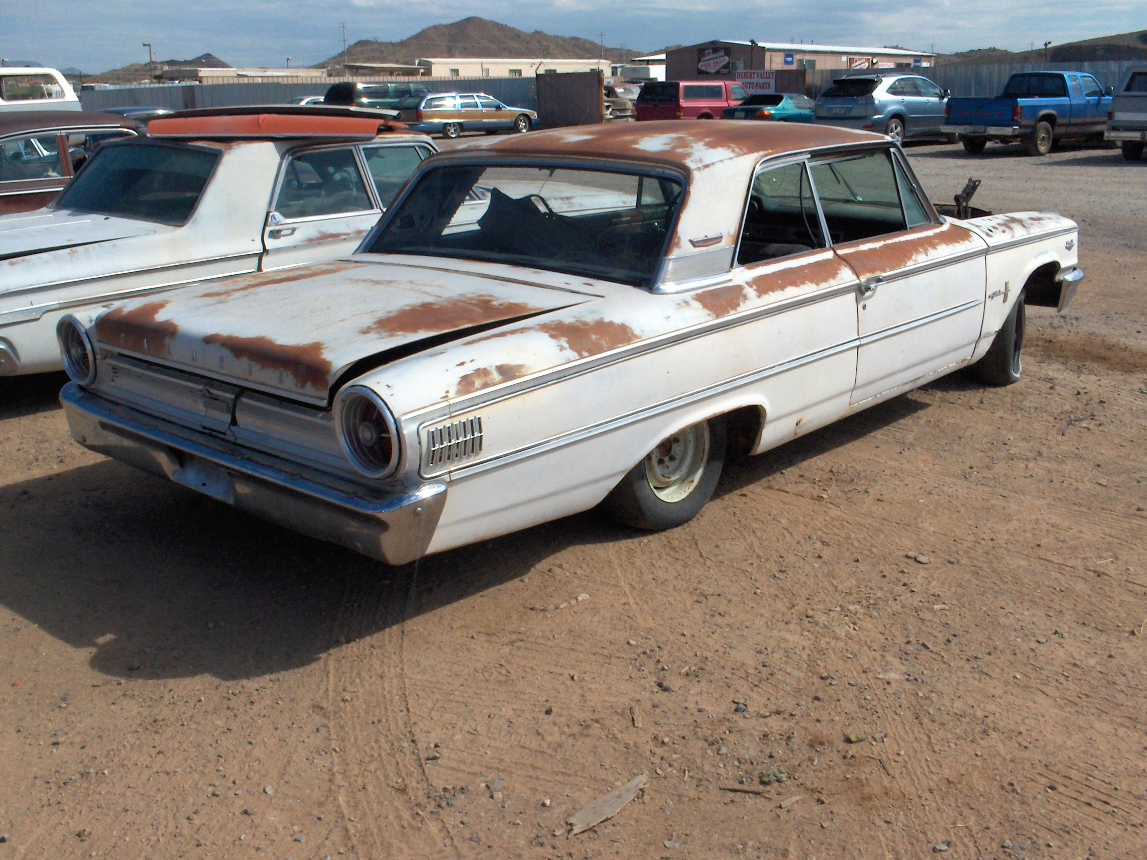 1963 ford galaxie 63fo7029d desert valley auto parts. Black Bedroom Furniture Sets. Home Design Ideas