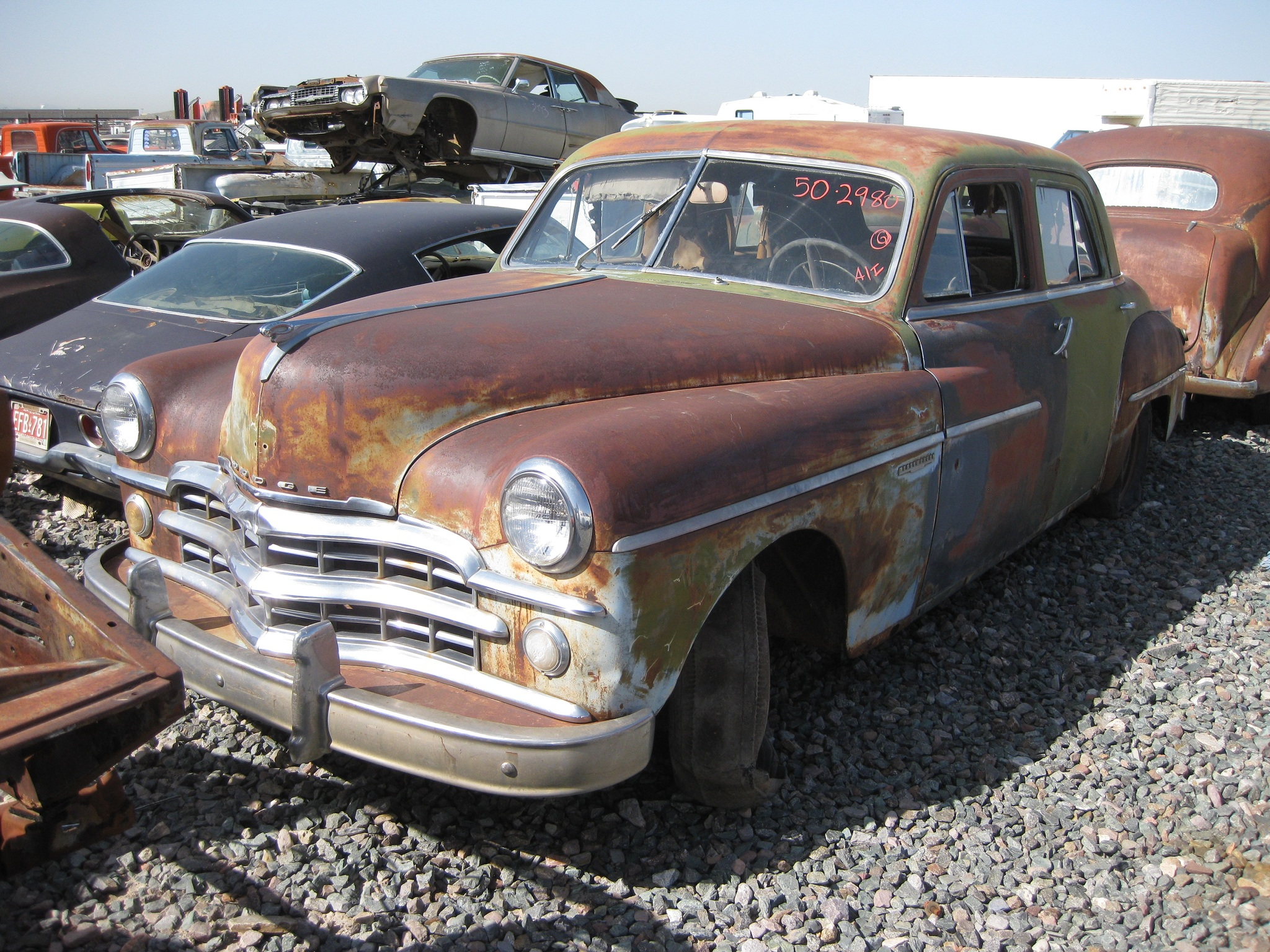 1949 Dodge Coronet (#49DO2980C) | Desert Valley Auto Parts