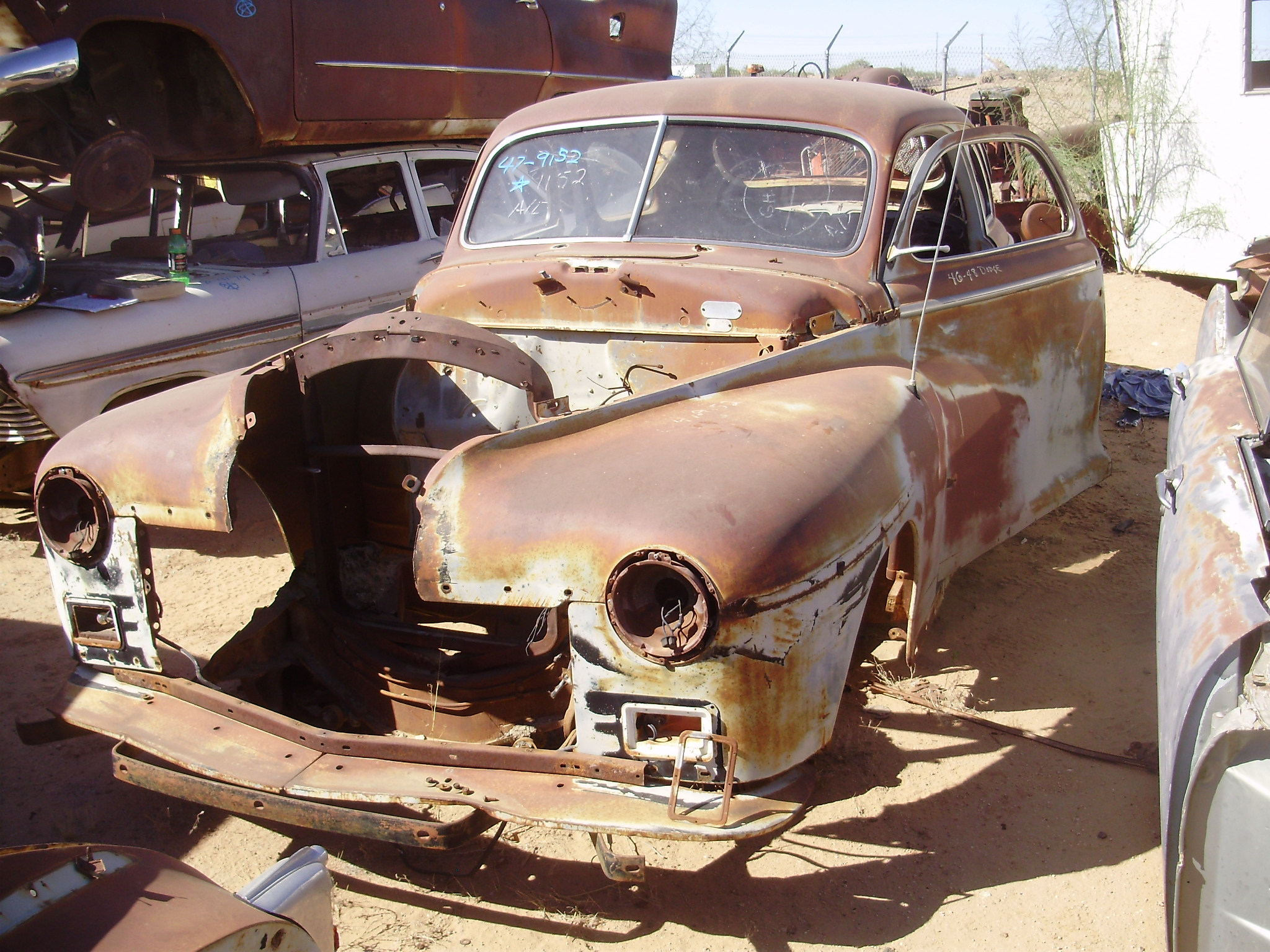 1947 dodge coupe 47do9152c desert valley auto parts