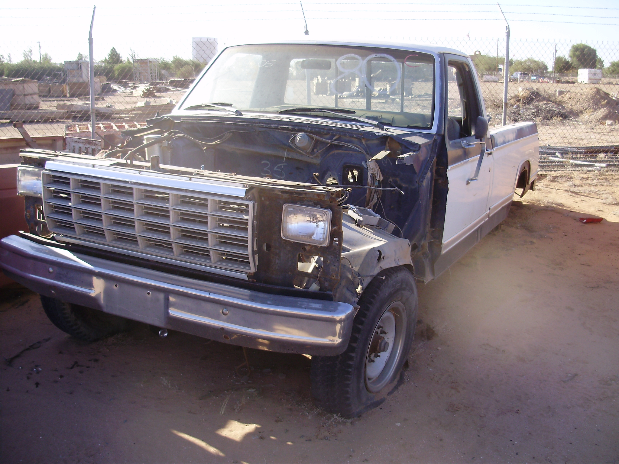 Ford F150 Parts : Ford truck f ft c desert valley auto parts