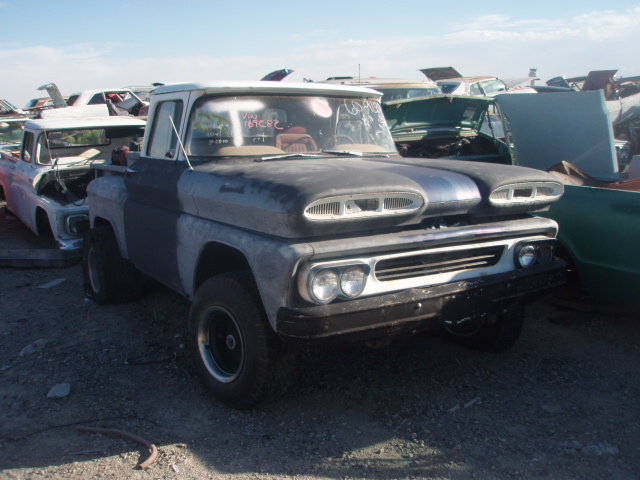 1960 Chevy-Truck 1/2 (#CT609282D) | Desert Valley Auto Parts