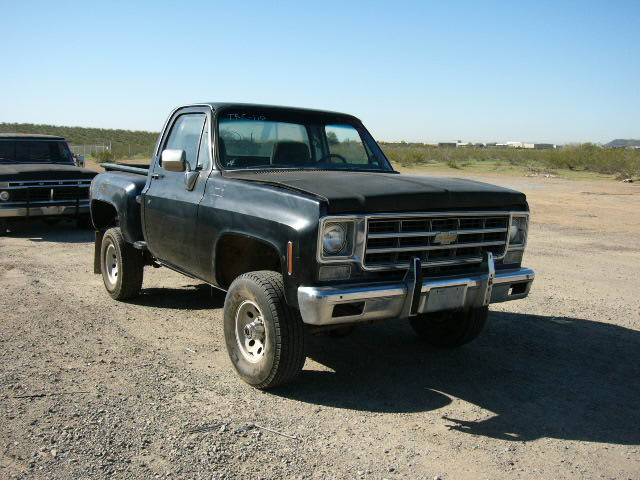77 Chevy Truck >> 1977 Chevy Truck 1 2 77ct9096d Desert Valley Auto Parts