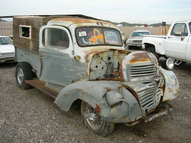 1947 dodge truck 1 2 47dt3376c desert valley auto parts. Black Bedroom Furniture Sets. Home Design Ideas