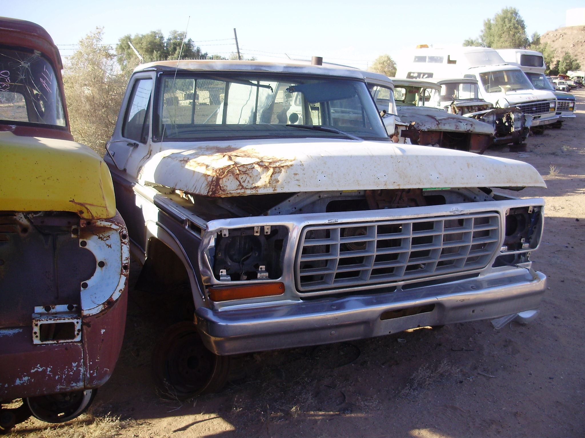 1979 ford truck ford truck 79ft3131c desert valley auto parts. Black Bedroom Furniture Sets. Home Design Ideas