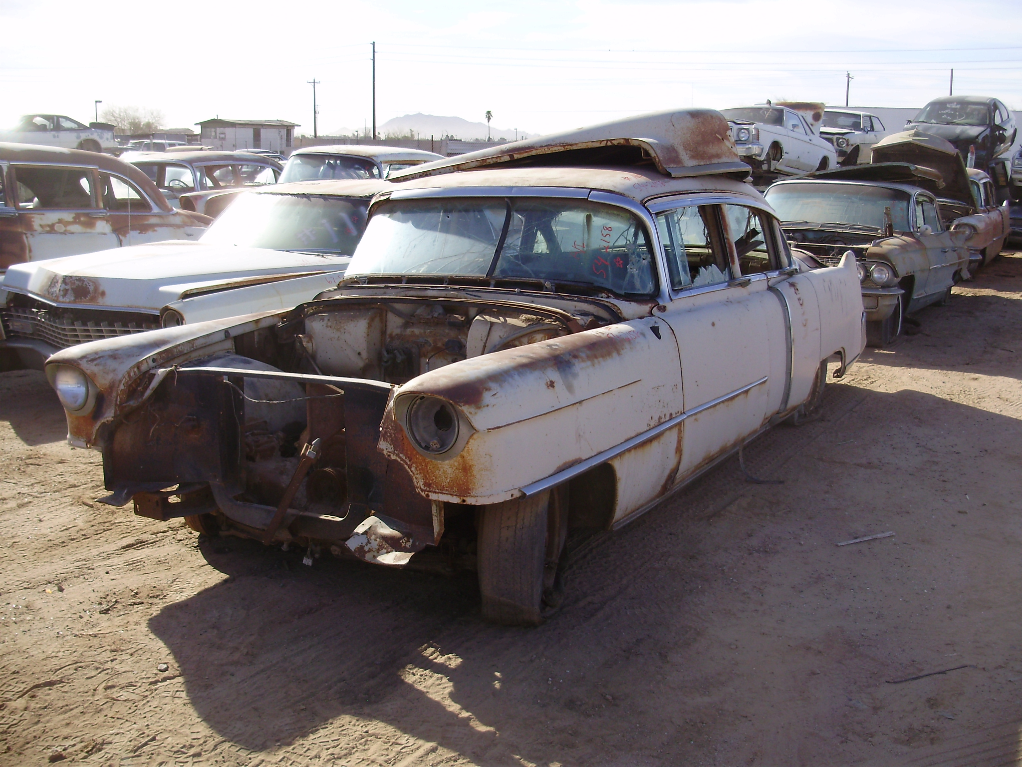Search Results Desert Valley Auto Parts 1954 Cadillac Coupe Deville Fleetwood 54ca2158c