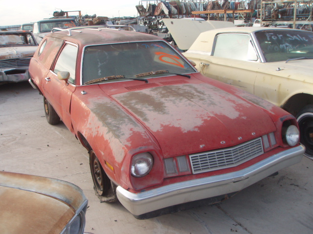 1971 Ford Pinto 71fo8586d Desert Valley Auto Parts