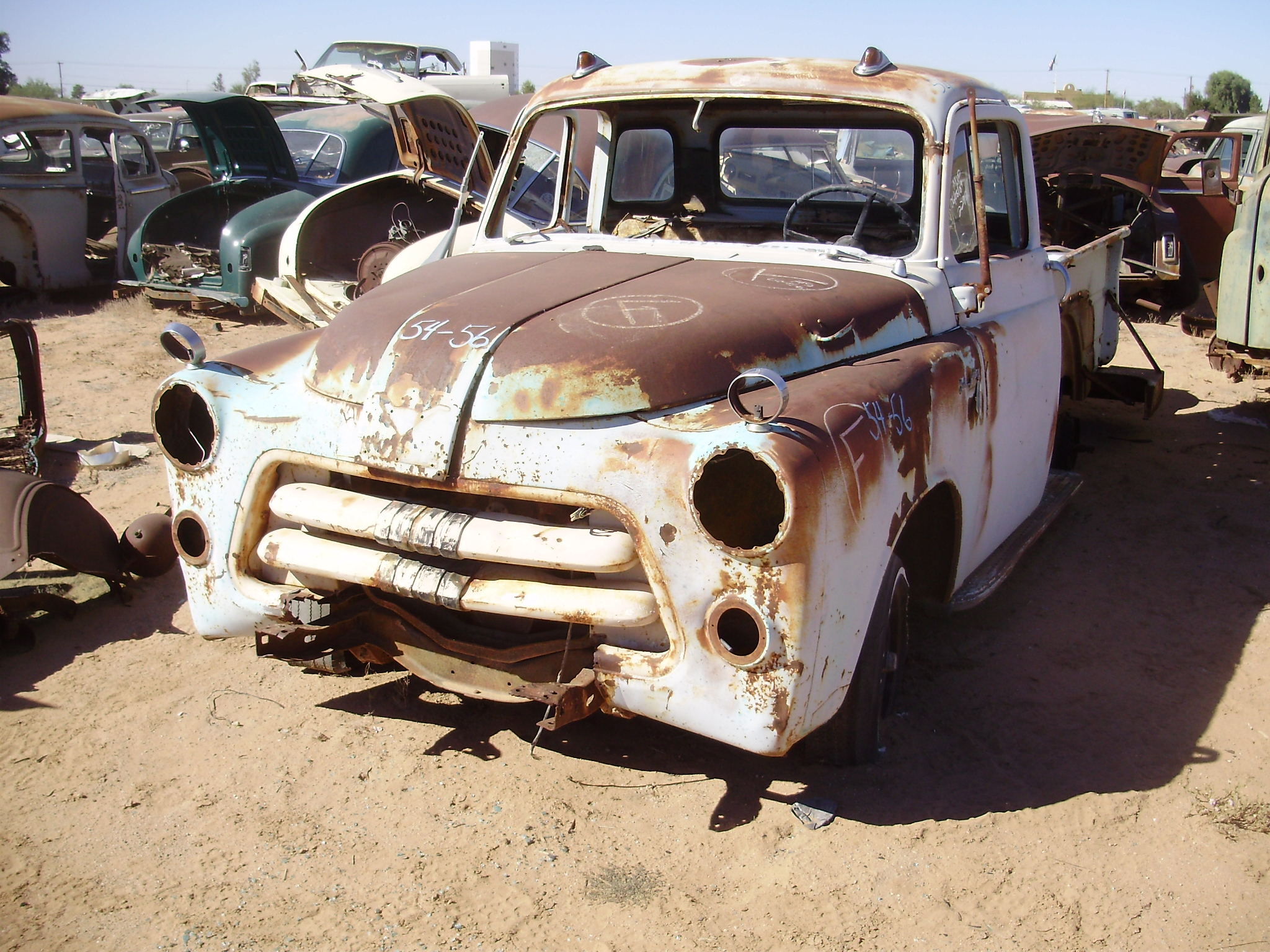 Dodge Truck Parts >> 1954 Dodge Truck Dodge 54dt5485c Desert Valley Auto Parts
