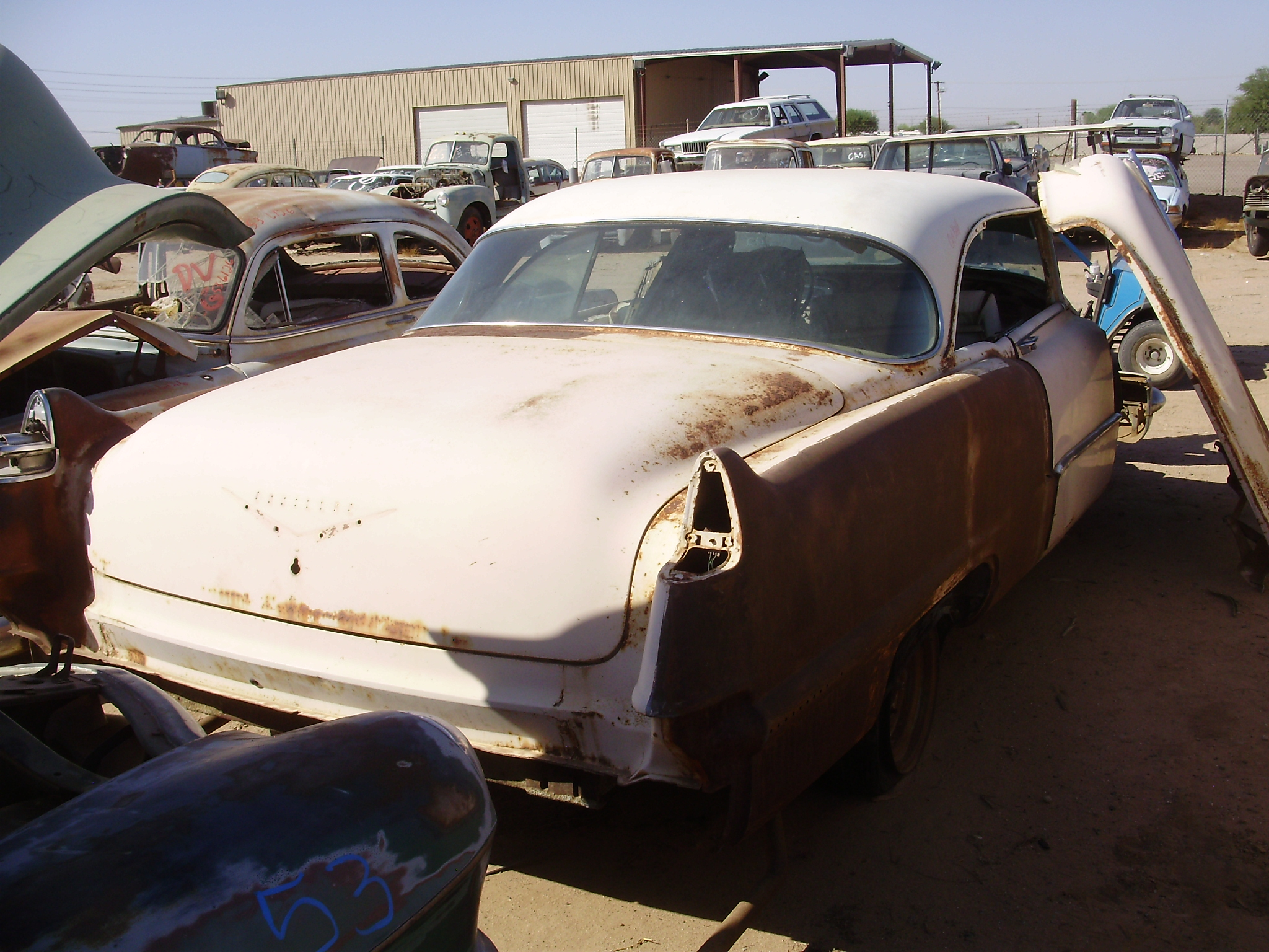 Search results desert valley auto parts 1956 cadillac coupe de ville 56ca1468c individual parts only whole car sciox Images