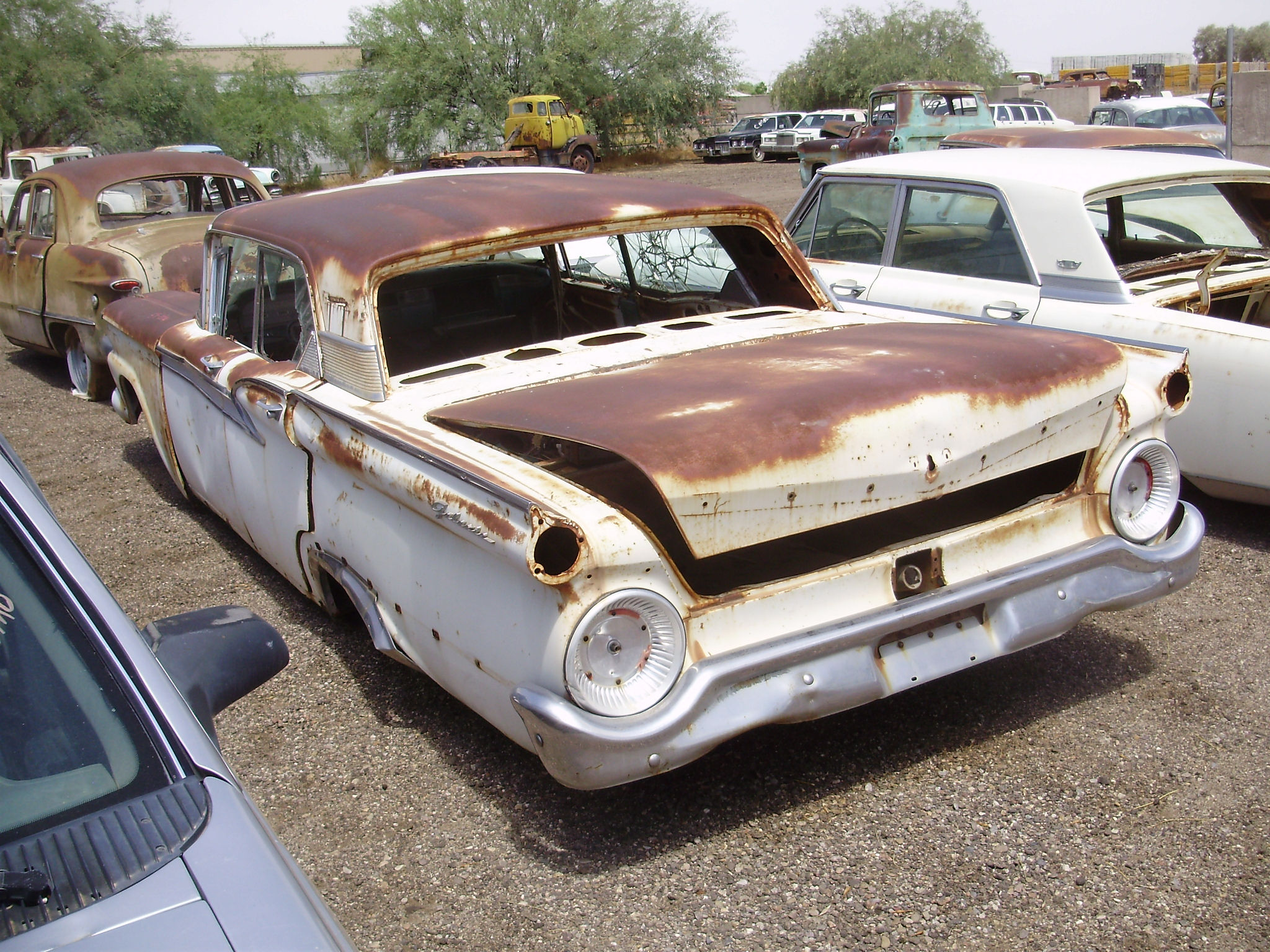 1959 Ford Galaxie (#59FO7514C) | Desert Valley Auto Parts - photo#35