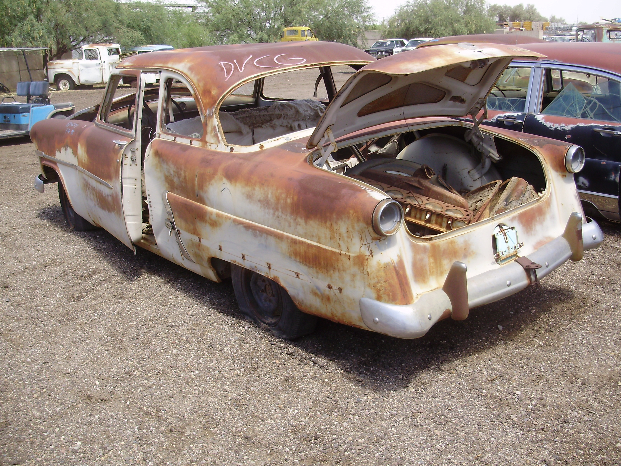 1953 Ford Ford Car (#53FO6717C) | Desert Valley Auto Parts - photo#17