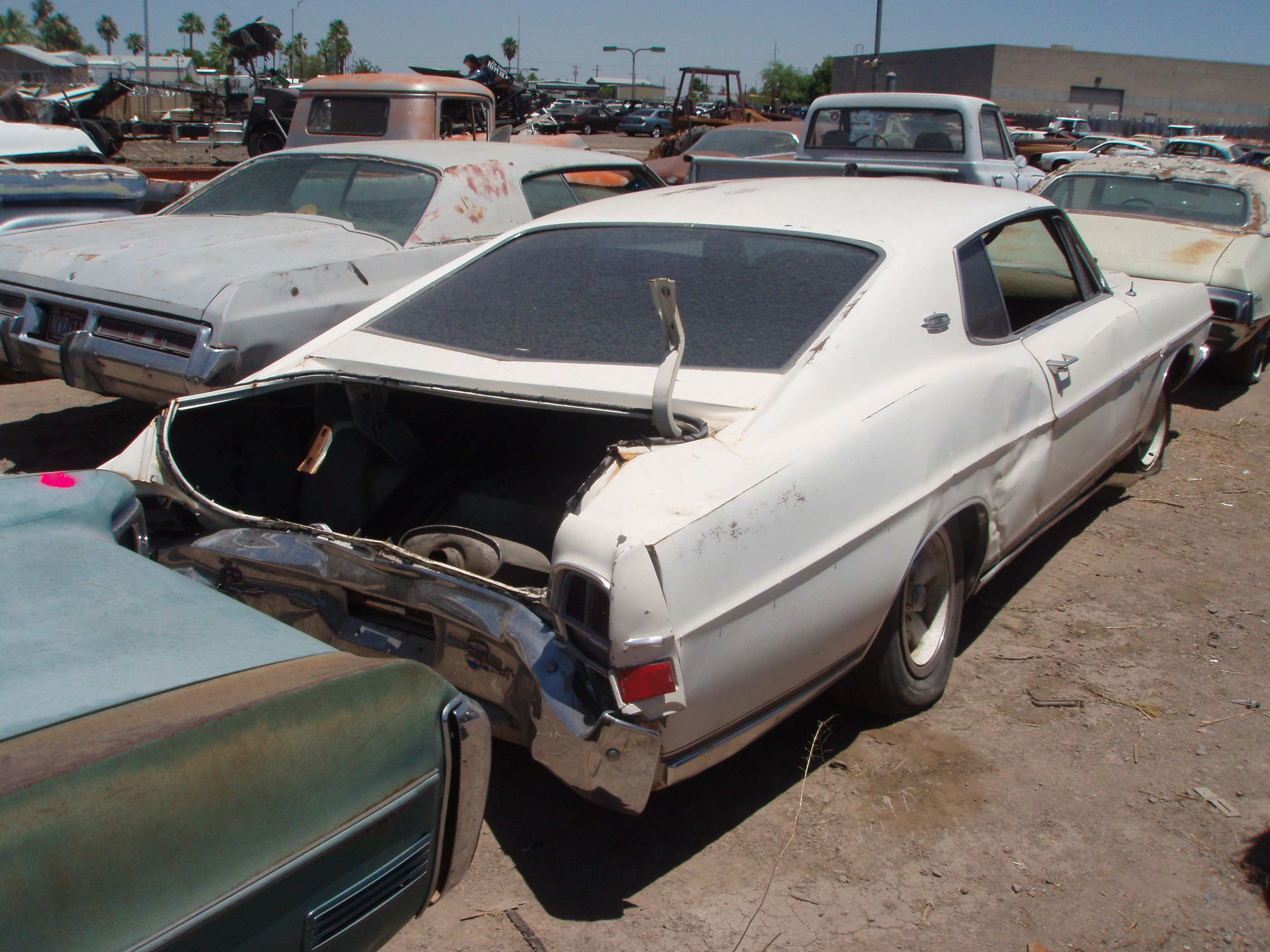 1968 ford galaxie 500 68fo9419d desert valley auto parts. Cars Review. Best American Auto & Cars Review