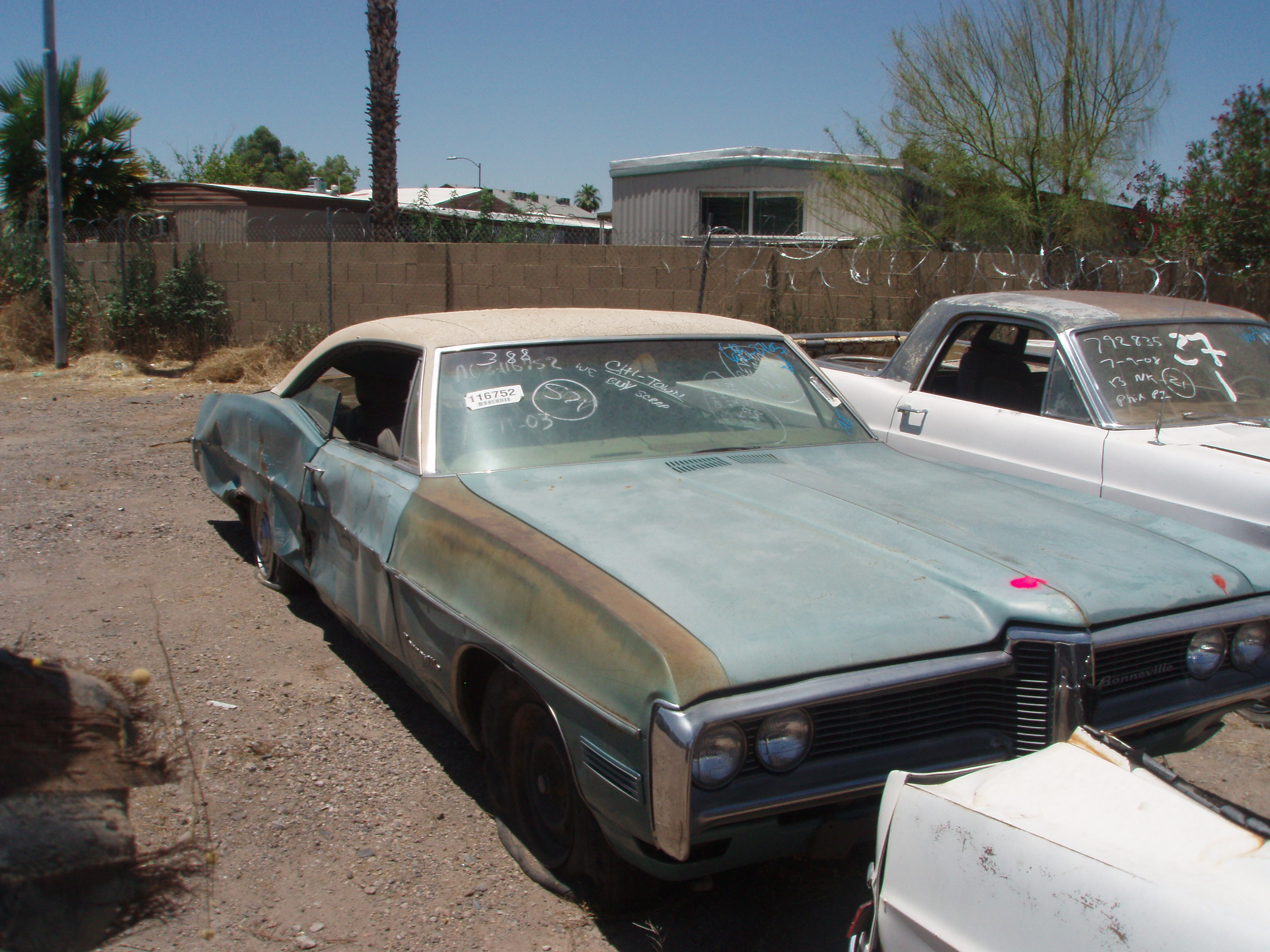 Pontiac Catalina Car Parts