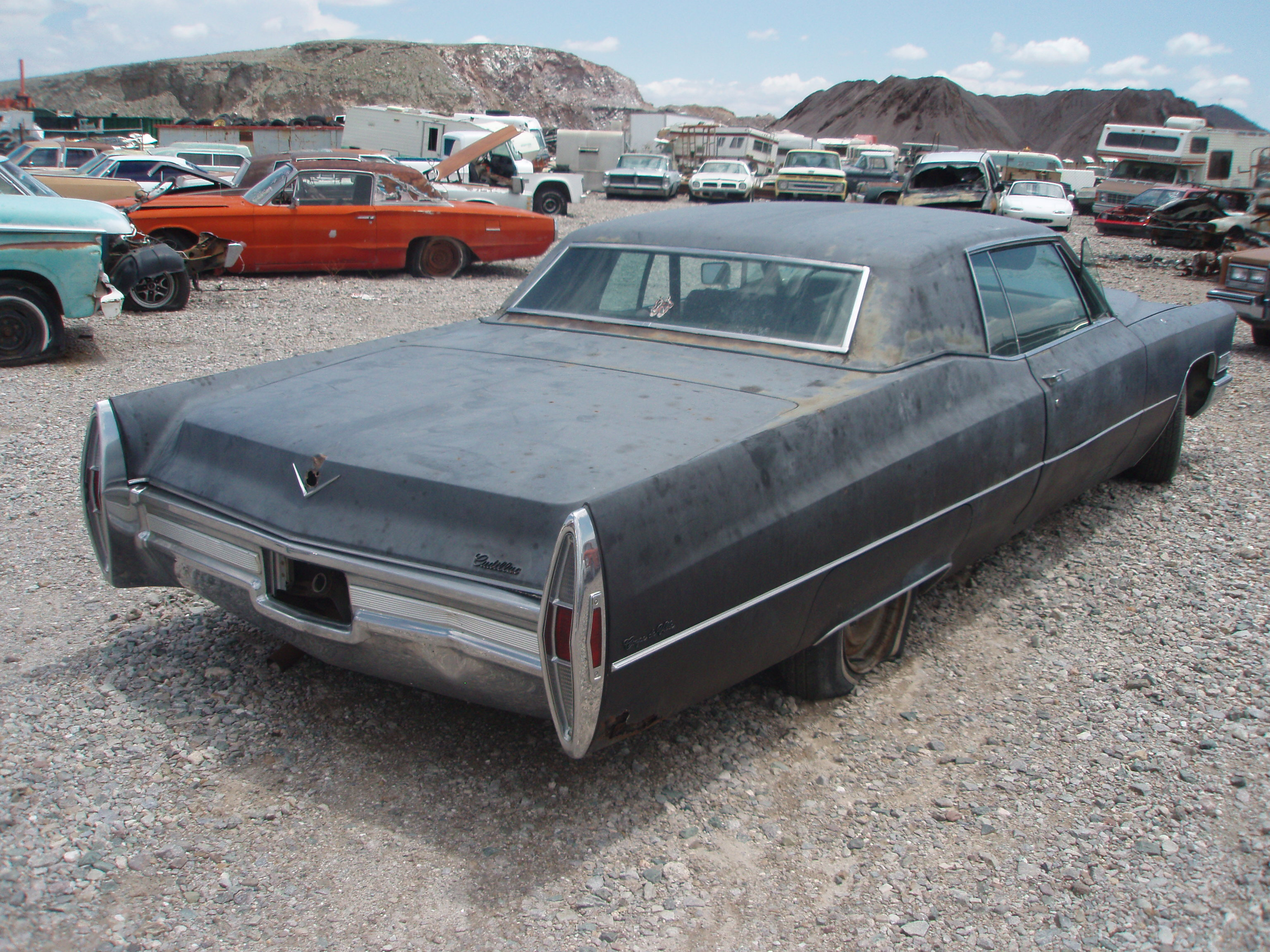 P on 1968 Ford Thunderbird 2 Door