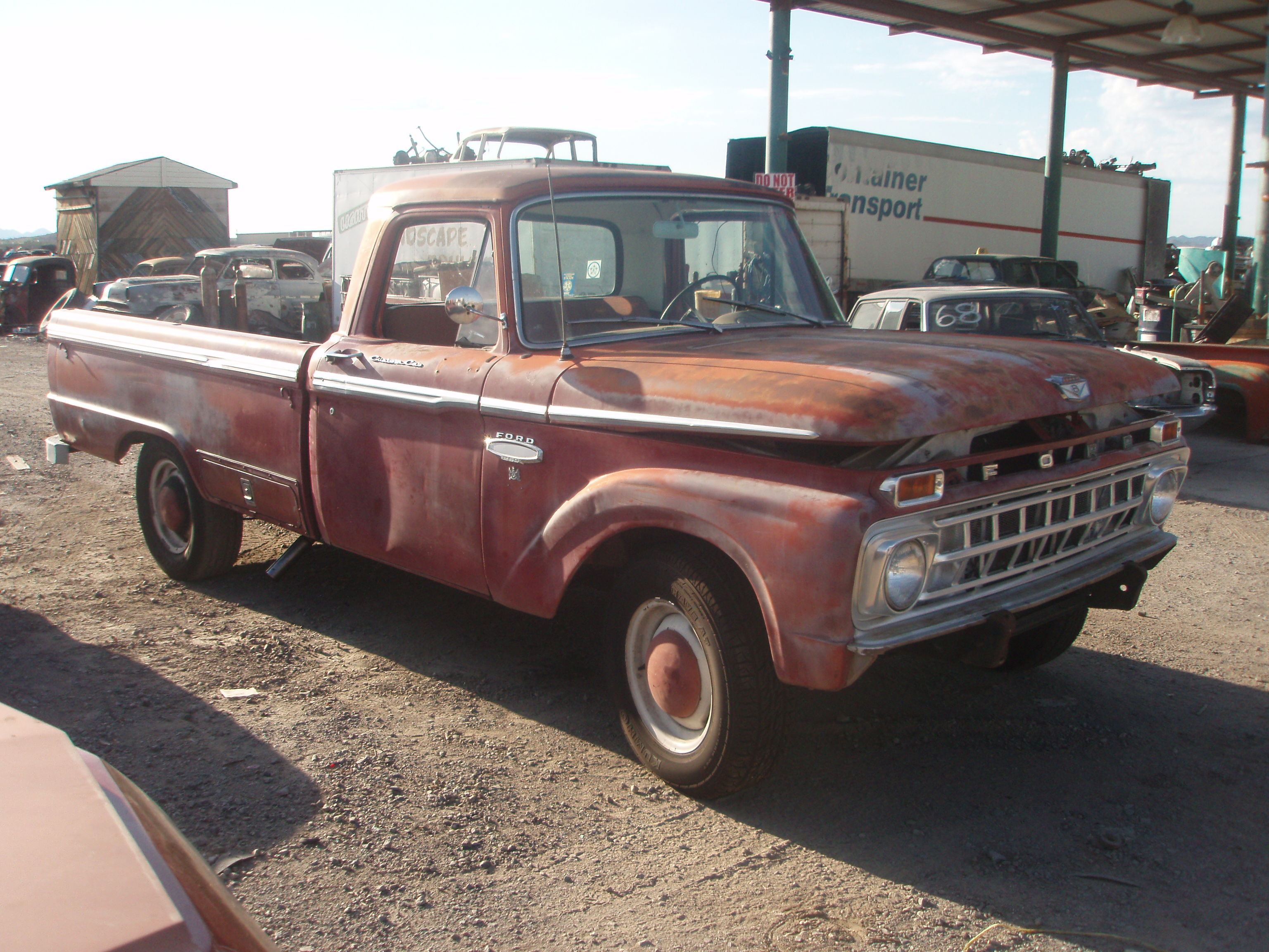1965 Ford-Truck F250 (#65FT9974D) | Desert Valley Auto Parts - photo#40