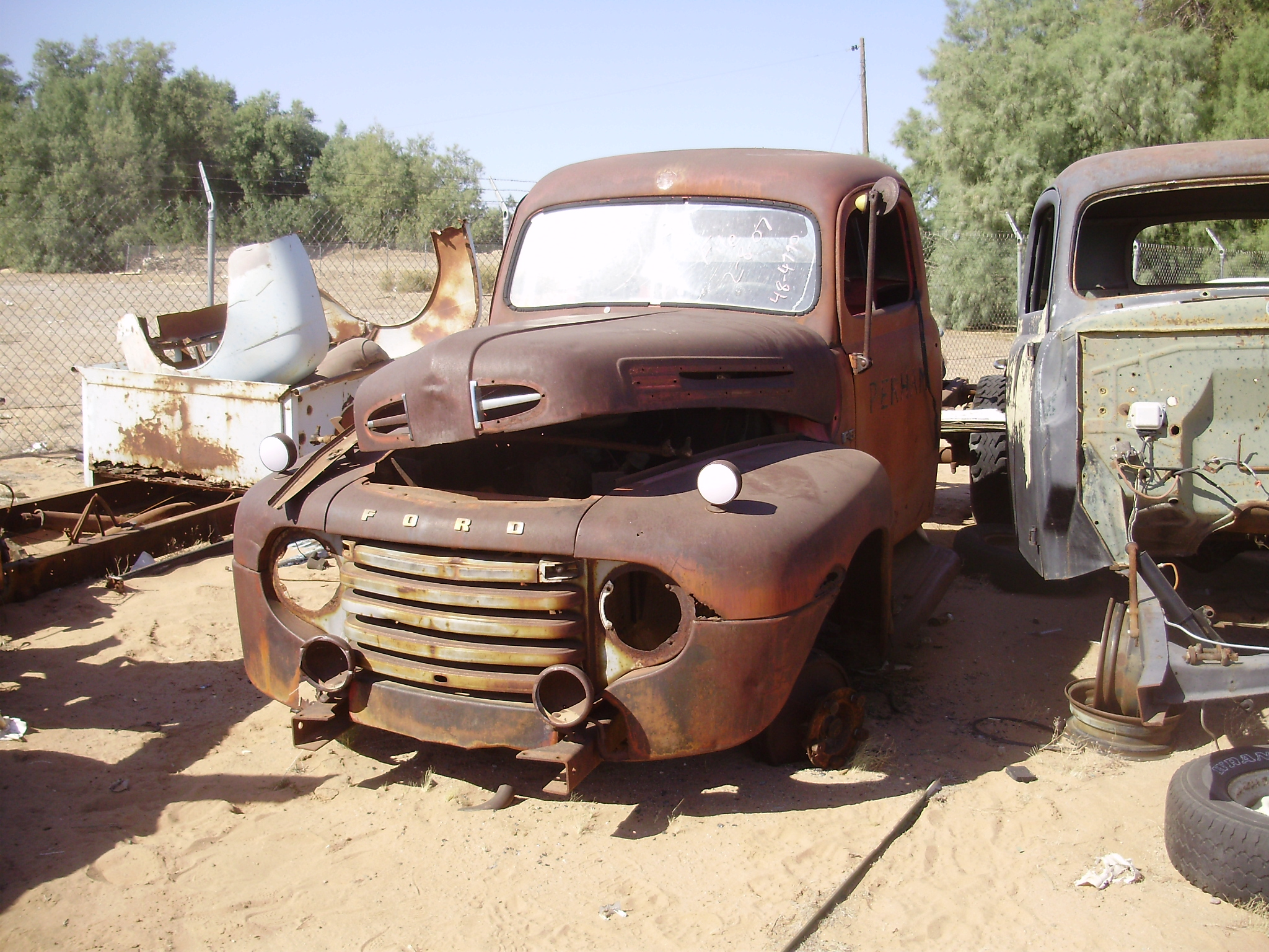 1948 Ford-Truck F 100 (#48FT4770C) | Desert Valley Auto Parts - photo#18