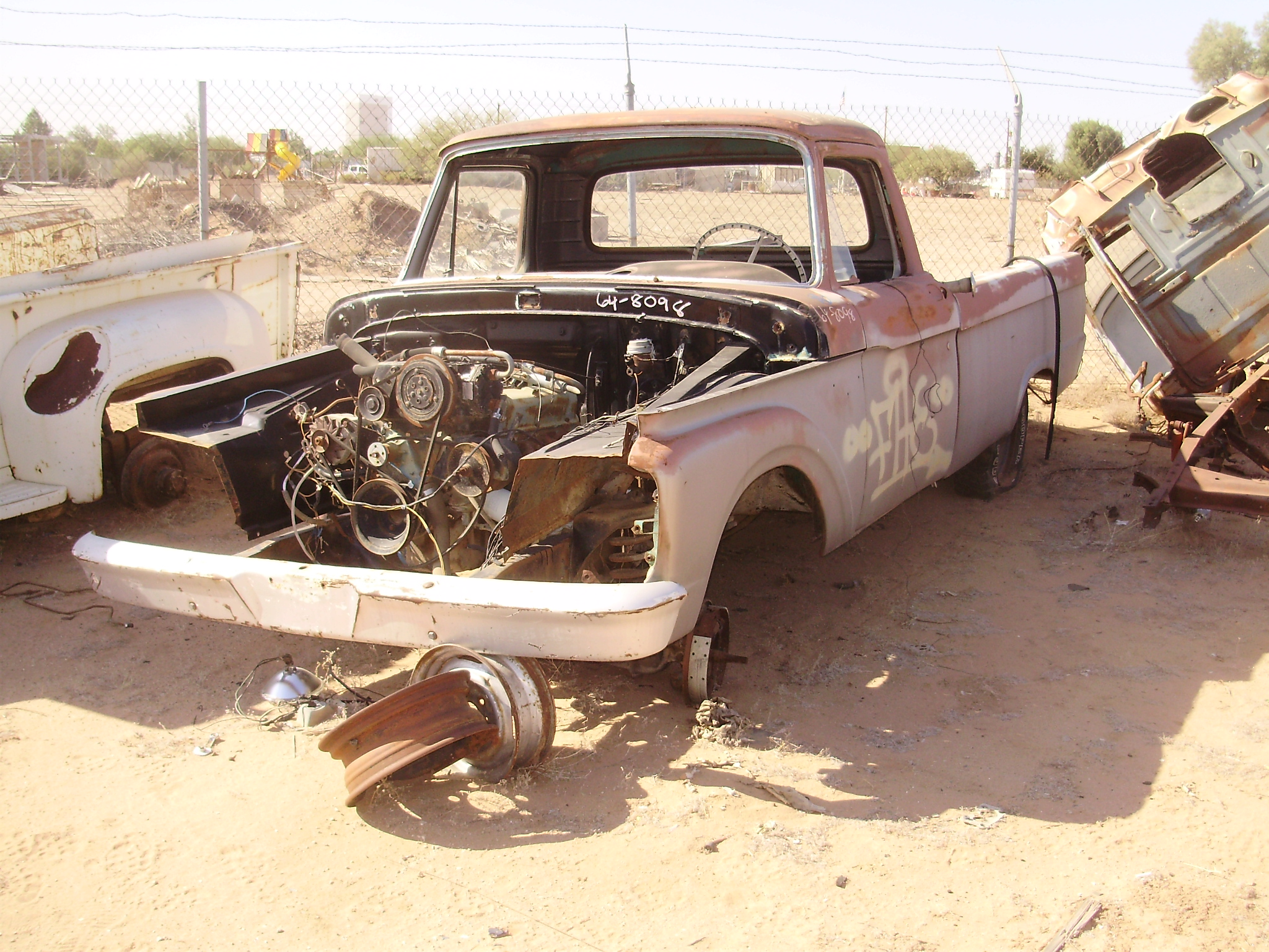 1964 Ford-Truck F250 (#64FT8098C) | Desert Valley Auto Parts - photo#28