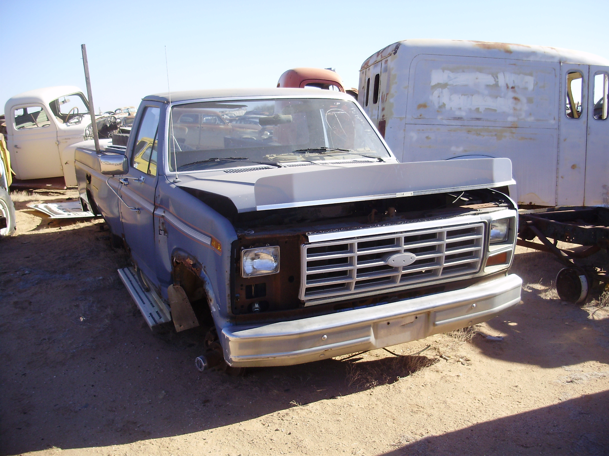 1984 Ford-Truck F150 (#84FT6431C) | Desert Valley Auto Parts - photo#32
