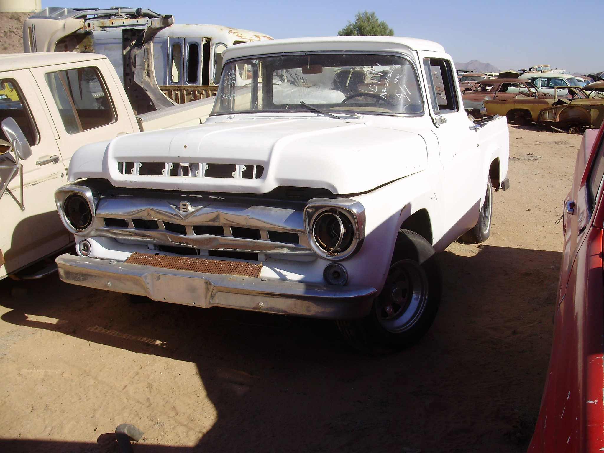 Kings Auto Sales >> 1957 Ford-Truck F 100 (#57FT6199C) | Desert Valley Auto Parts
