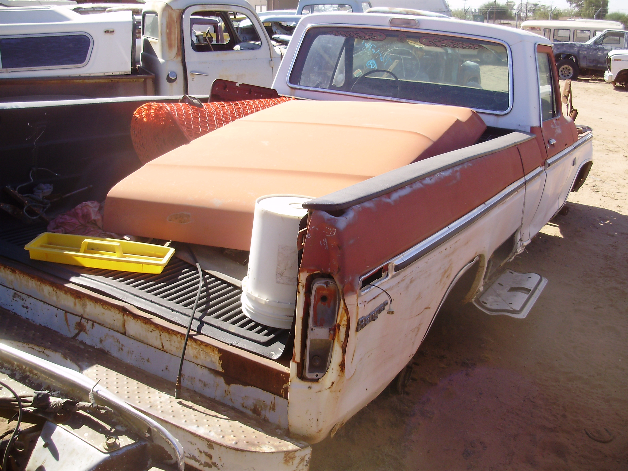 Used Ford Parts : Ford truck f ft c desert valley auto parts