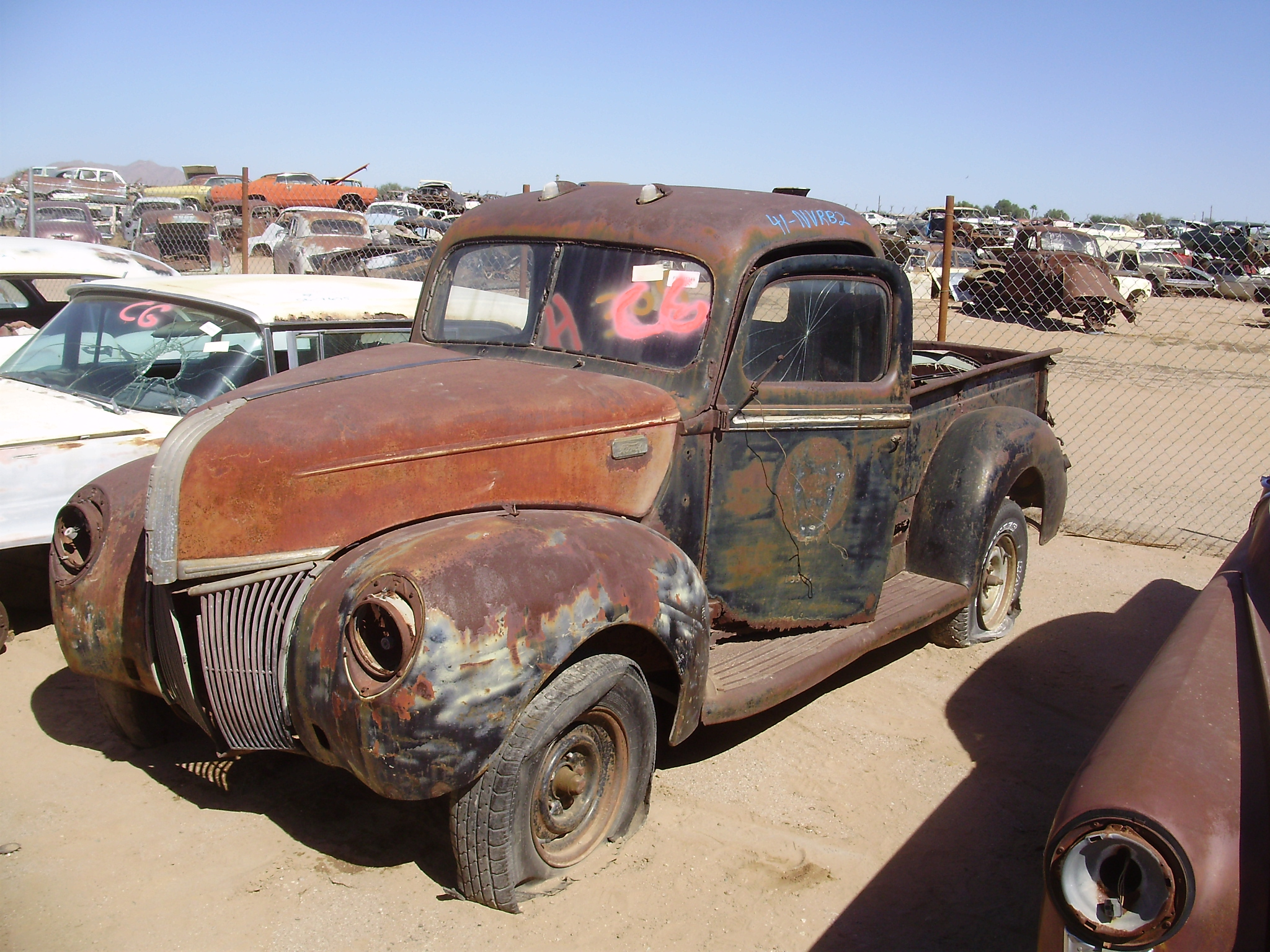 1941 Ford-Truck Ford Truck (#41FT5460C) | Desert Valley ... - photo#15