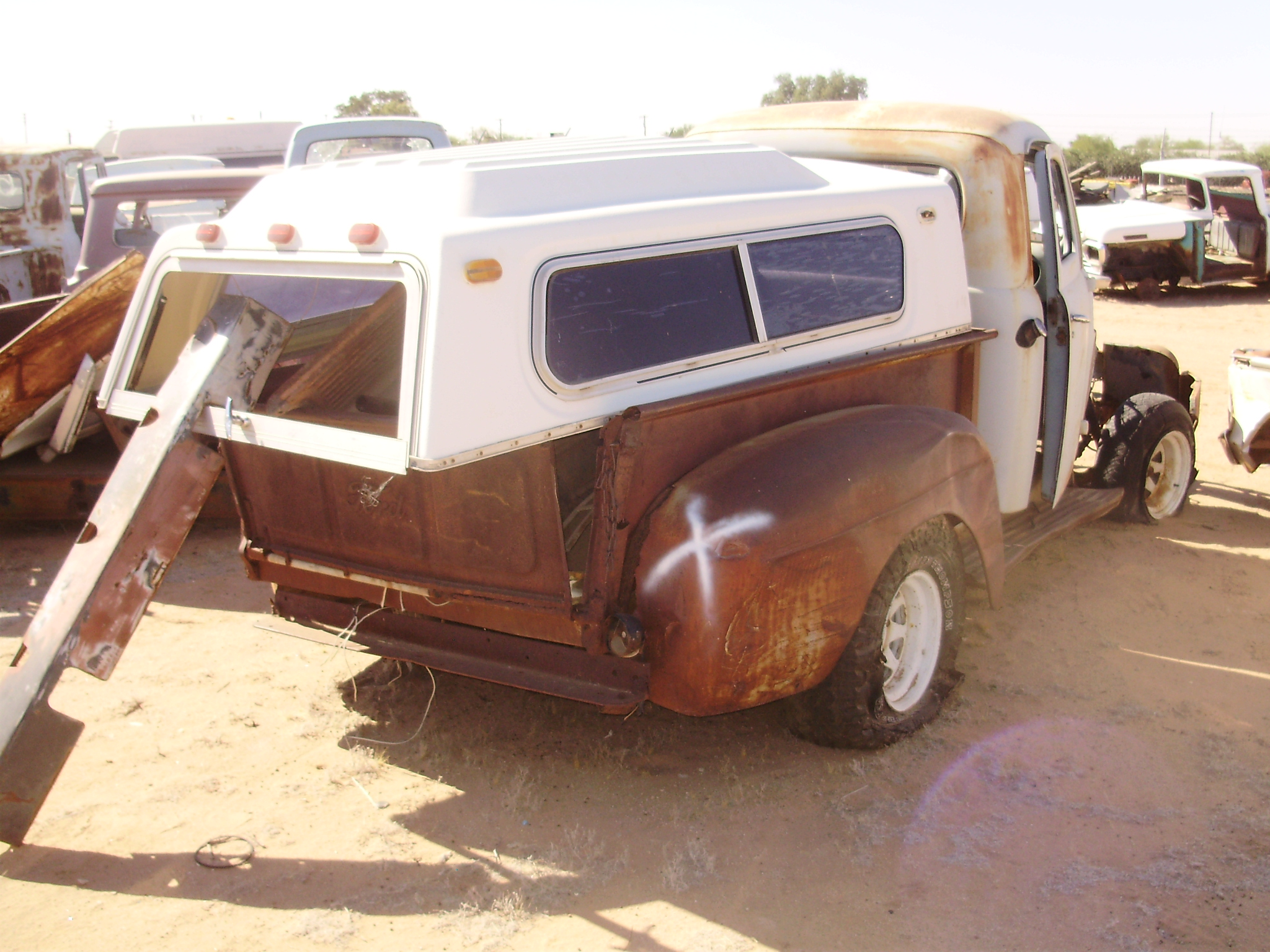 1951 Ford-Truck F 100 (#51FT1532C) | Desert Valley Auto Parts - photo#33