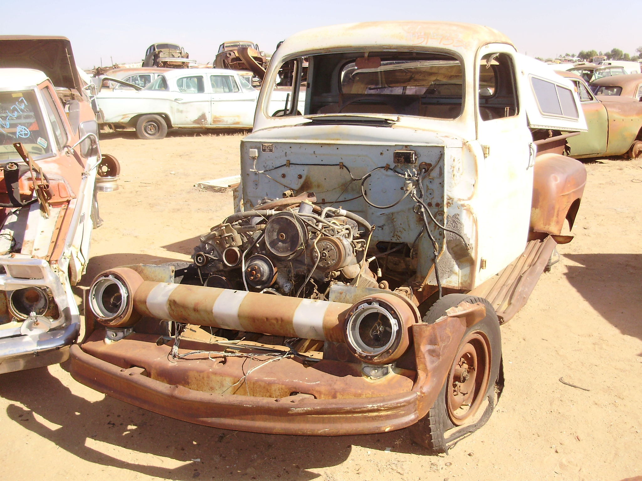 1951 Ford-Truck F 100 (#51FT1532C) | Desert Valley Auto Parts