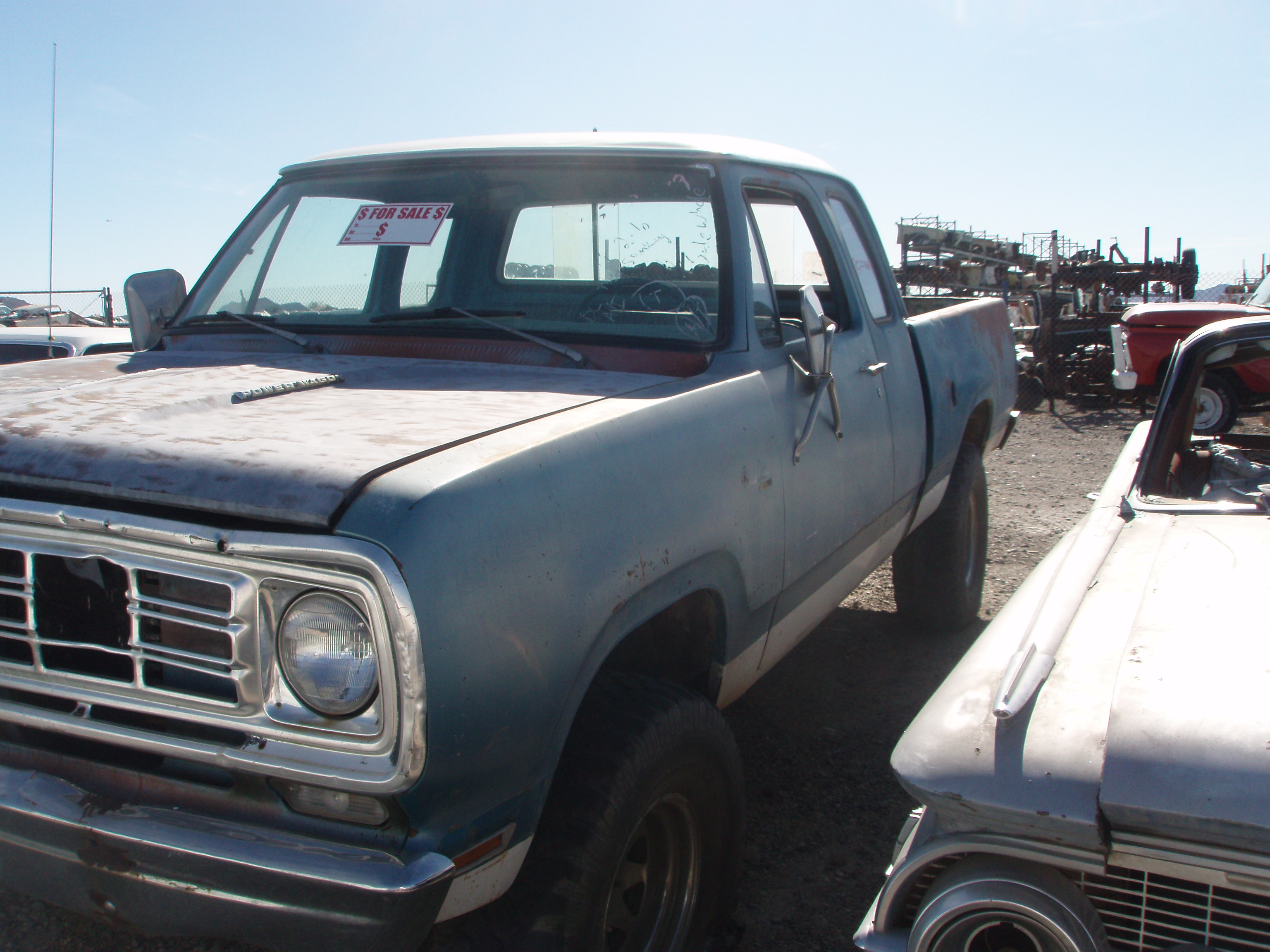 Pc on 1977 Dodge Power Wagon Images