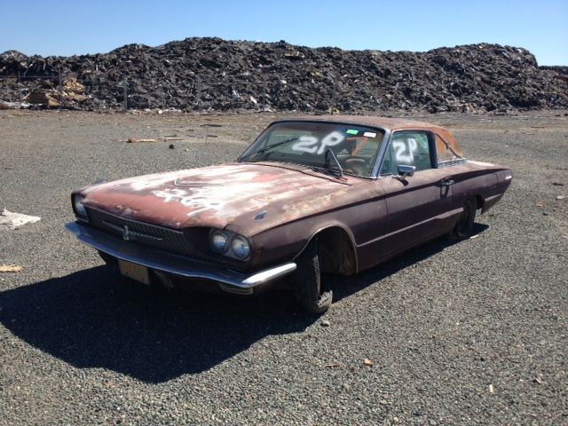 Thunderbird Parts Car For Sale