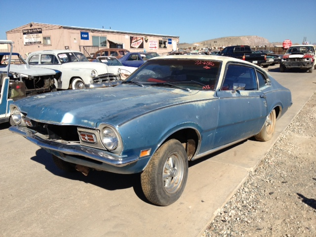 1972 Mercury Comet related infomation,specifications - WeiLi